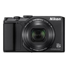 Nikon Coolpix A900 černý + Cashback 1300 Kč