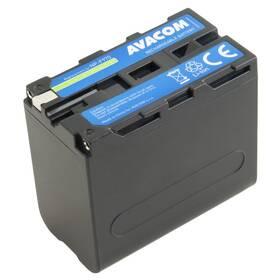Avacom Sony NP-F970 Li-Ion 7.2V 10050mAh 72.4Wh LED indikace (VISO-970D-B10050)