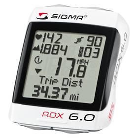 Sigma ROX 6.0 bílý + Doprava zdarma