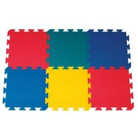 Pěnový koberec Yate 29x29x1 cm různé barvy