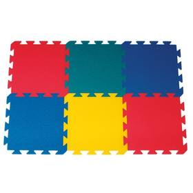 Pěnový koberec Yate 29x29x1 cm různé barvy + Doprava zdarma