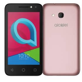 ALCATEL U3 4049D Dual SIM (4049D-2FALE11) růžový