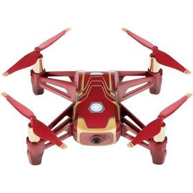 Ryze Tech Tello - Iron Man Edition červený/zlatý