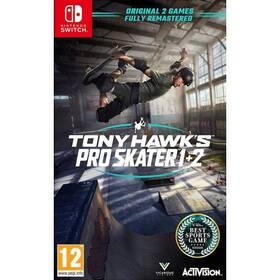Activision Nintendo Switch Tony Hawk´s Pro Skater 1+2 (NSS719)