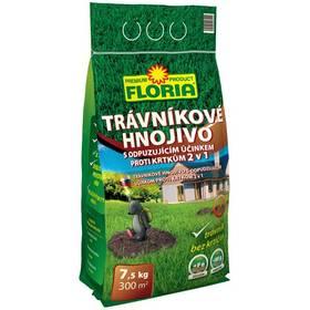 Agro FLORIA s odpuzujícím účinkem proti krtkům 7,5 kg + Doprava zdarma