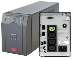 APC Smart-UPS SC420I (SC420I) + Doprava zdarma