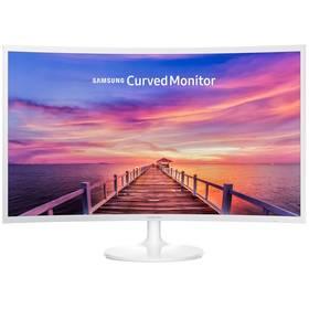 Samsung C32F391 (LC32F391FWUXEN) bílý Software F-Secure SAFE, 3 zařízení / 6 měsíců (zdarma)