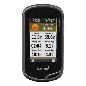 Navigační systém GPS Garmin Oregon 600 (010-01066-99) černá/šedá (vrácené zboží 8800321052)