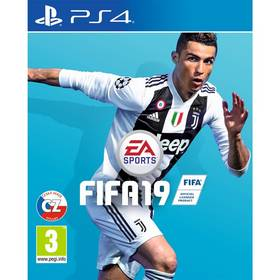 EA PlayStation 4 FIFA 19 (EAP420614)