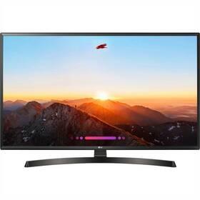 Telewizor LG 49UK6470PLC Czarna