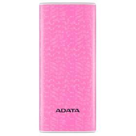 ADATA P10000 10000mAh (AP10000-DUSB-CPK) růžová