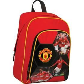Sun Ce s přední kapsou Manchester United
