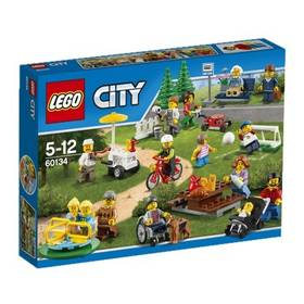LEGO® CITY® 60134 Zábava v parku - lidé z města