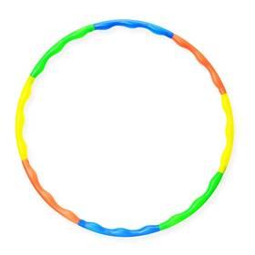 Kruh Master Hula Hong Ring Dynamic 0,5 kg - červená/žlutá/modrá/zelená
