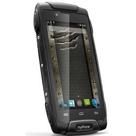 myPhone HAMMER AXE 3G Dual SIM (TELMYAHAXE3GBK) černý + Doprava zdarma