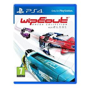 Sony PlayStation 4 WipEout Omega Collection (PS719853763)