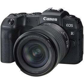 Canon EOS RP + RF 24-105 f/4-7.1 IS STM (3380C133) čierny