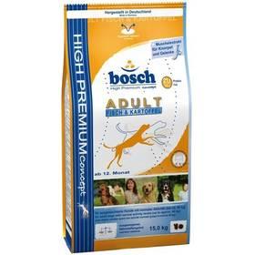 Bosch Adult ryba 15 kg, pro dospělé psy + Doprava zdarma