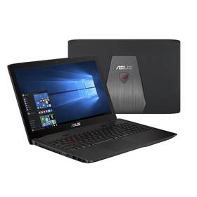 """Asus ROG GL552VX-CN146T (GL552VX-CN146T) černý/plast Brašna na notebook ATTACK IQ Cord 15.6"""" - černá (zdarma) + Software za zvýhodněnou cenu + Doprava zdarma"""