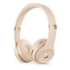 Beats Solo3 Wireless On-Ear - saténově zlatá (MUH42EE/A) (vrácené zboží 8800431883)