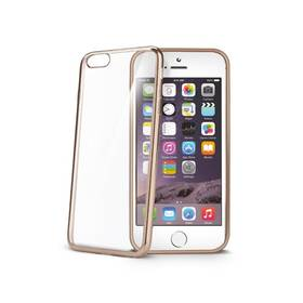 Celly Laser pro Apple iPhone 6 Plus/6S Plus (BCLIP6SPGD) zlatý