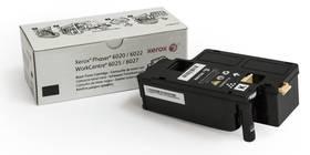 Xerox 106R02761 pro tiskárny Phaser 6020/6022, WorkCentre 6025/6027 1000 str. (106R02763) černý