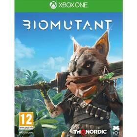 THQ Nordic Xbox One Biomutant