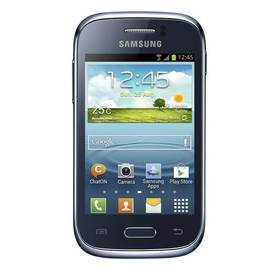 Telefon komórkowy Samsung Galaxy Young (S6310) - Deep blue (GT-S6310DBNETL)