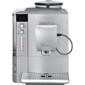 Bosch TES51521RW stříbrné Káva Jacobs DE L´OR BN FORTISSIMO ESPRESSO 500g (zdarma) + K nákupu poukaz v hodnotě 2 000 Kč na další nákup + Doprava zdarma