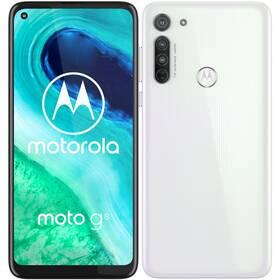 Motorola Moto G8 (PAHL0003PL) bílý