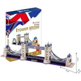 Puzzle Alltoys Tower Bridge 3D - 120 dílků