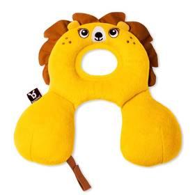 Dětský nákrčník s opěrkou hlavy BenBat 0-12m - lev