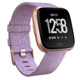 Fitbit Versa (NFC) - Lavender Woven (FB505RGLV-EU) + Doprava zdarma