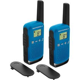 Motorola TLKR T42 (B4P00811LDKMAW) modrý (vrácené zboží 8800939810)