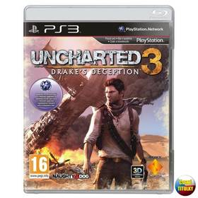Sony PlayStation 3 Uncharted 3: Drake's Deception (PS719255970)
