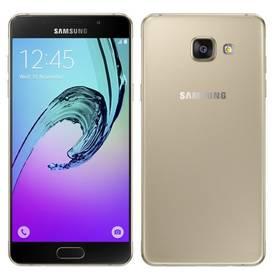 Samsung Galaxy A5 2016 (SM-A510F) (SM-A510FZDAETL) zlatý Software F-Secure SAFE 6 měsíců pro 3 zařízení (zdarma) + Doprava zdarma