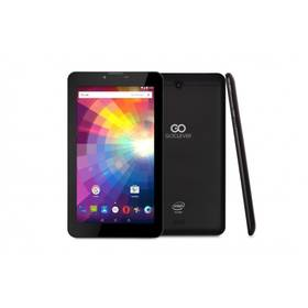 GoClever Quantum 700 Mobile PRO Dual SIM (TQ700MOPRO) černý + Doprava zdarma