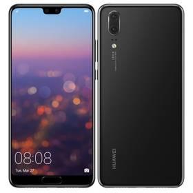 Huawei P20 Dual SIM (SP-P20DSBOM) černý Software F-Secure SAFE, 3 zařízení / 6 měsíců (zdarma) + Doprava zdarma