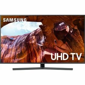 Samsung UE43RU7402 šedá/titanium (vrácené zboží 8800330883)