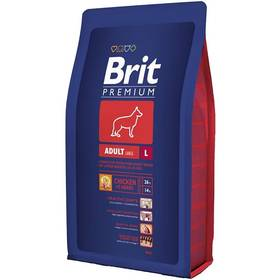 Brit Premium Dog Adult L 3 kg