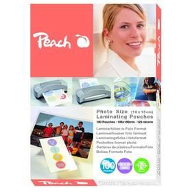 Peach foto (10x15cm), 125mic, 100pck/BAL (S-PP525-19)