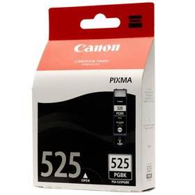 Inkoustová náplň Canon PGI-525 Bk, 340 stran - originální (4529B001) černá