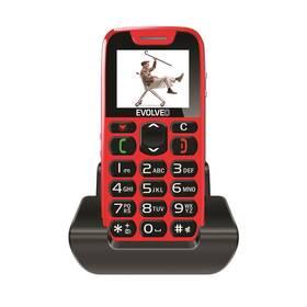 Evolveo EasyPhone EP-500 (EP-500-RED) červený (vrácené zboží 8800311620)