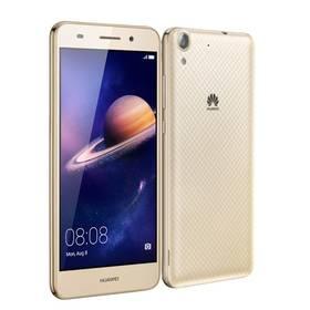 Huawei Y6 II Dual SIM (SP-Y6IIDSGOM) zlatý SIM s kreditem T-Mobile 200Kč Twist Online Internet (zdarma)Software F-Secure SAFE 6 měsíců pro 3 zařízení (zdarma) + Doprava zdarma
