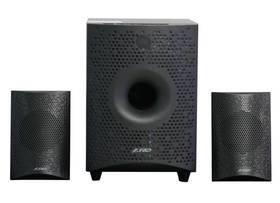 Fenda F&D F210X 2.1, bluetooth, rádio, USB, dálkové ovládání (F210X) černé