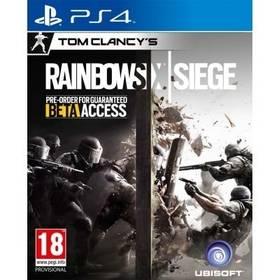 Ubisoft PlayStation 4 Tom Clancy's Rainbow Six: Siege (USP4072810)
