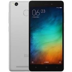 Xiaomi Redmi 3S 16 GB (472547) šedý + Voucher na skin Skinzone pro Mobil CZ v hodnotě 399 Kč jako dárek+ Software F-Secure SAFE 6 měsíců pro 3 zařízení v hodnotě 999 Kč jako dárek + Doprava zdarma