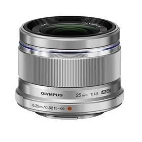 Olympus ZUIKO DIGITAL ES-M2518 stříbrný + Doprava zdarma