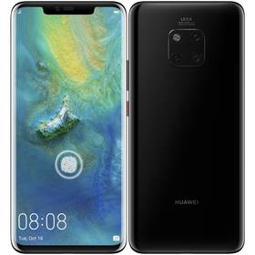Huawei Mate 20 Pro (SP-MATE20PDSBOM) černý + Doprava zdarma