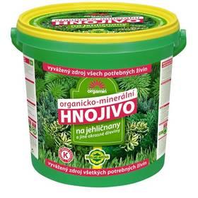 Forestina pro jehličnany a jiné okrasné dřeviny 10 kg